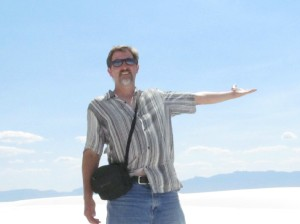 me at whitesands